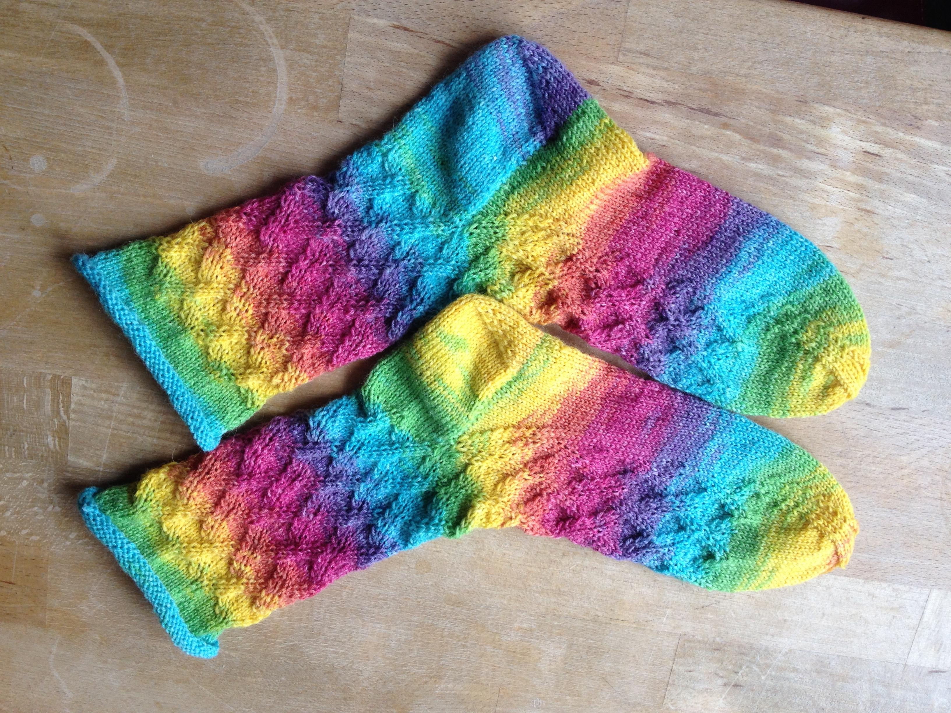 socks, socks,socks :)