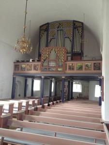 Neksø Orgel