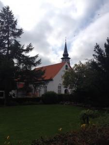 Neksø kirche